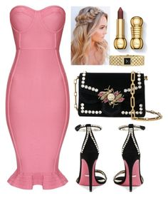"""""""Sin título #397"""" by afritaoo on Polyvore featuring Gucci, Proenza Schouler y Chanel"""