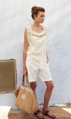 Egina blouse