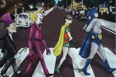 The Beatles, Abbey Road: Batman, TV Series