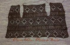 Fabulous Crochet a Little Black Crochet Dress Ideas. Georgeous Crochet a Little Black Crochet Dress Ideas. Crochet Bodycon Dresses, Black Crochet Dress, Crochet Coat, Crochet Shirt, Crochet Clothes, Crochet Lace, Crochet Waistcoat, Crochet Bedspread Pattern, Diy Crafts Crochet