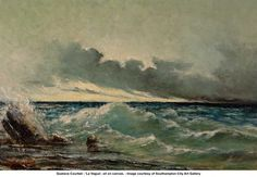 What are the most famous seascape paintings? - Quora