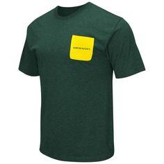 University of Oregon Ducks Men's T-Shirt with Pocket