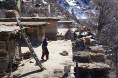 #Nepal_houses #Trekking_in_Nepal