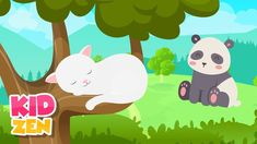 For yoga possibly Relaxing Music For Children - Be Calm and Focused