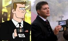 As Good As It Gets, gravity falls dean winchester. hmm…
