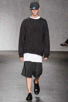 Casely-Hayford | Spring 2015 Menswear Collection | Style.com