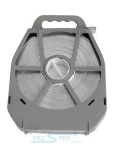 Taśma stalowa IF 207-25 20/0,7mm (25m) SICAME