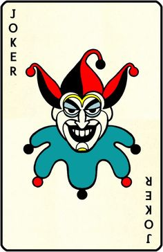 playing card jokers - Google Search