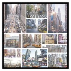 """""""New York ~ If you can make it there, you can make it anywhere ~"""" by kaykaylovesgaga ❤ liked on Polyvore featuring art"""