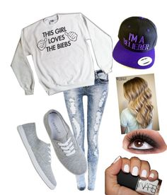 """""""Justin bieber concert"""" by hhatton on Polyvore"""