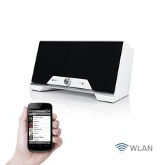 Amazon.de - Teufel Raumfeld One M - Der neue All-in-One-WLAN-Speaker mit 120 Watt für riesigen Stereo-Sound