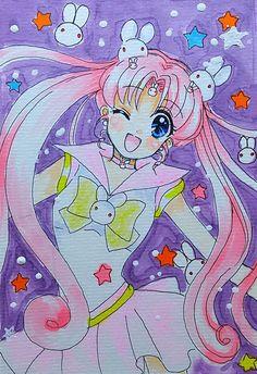 Parallel Sailor Moon
