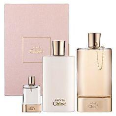 Chloe Love, Chloe; Gift Set - My absolute favorite fragrance!