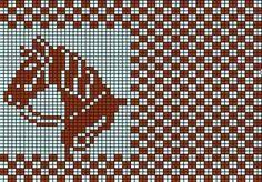 Knitting Charts, Knitting Socks, Hand Knitting, Knitting Patterns, Fair Isle Chart, Fair Isle Pattern, Cross Stitch Designs, Cross Stitch Patterns, Horse Pattern