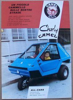 All-Cars Charly, Camel edition Weird Cars, All Cars, Classic Car Sales, Classic Cars, Minis, Kei Car, Bmw Isetta, National Car, Microcar