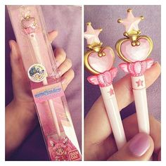 Sailor Moon Chopsticks ❤ liked on Polyvore featuring home, kitchen & dining and flatware