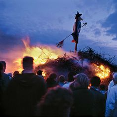 Sankthans is a Danish tradition, celebrated the evening of 23 June. It is the day where the medieval wise men and women would gather special herbs that they needed for the rest of the year to cure people. It has been celebrated since the times of the Vikings by visiting healing water wells and making a large bonfire to ward away evil spirits. Bonfires on the beach, speeches, picnics and songs are traditional, although bonfires are built in many other places.