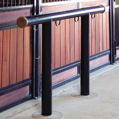 Classic Hitching Post available online at Barn Pros
