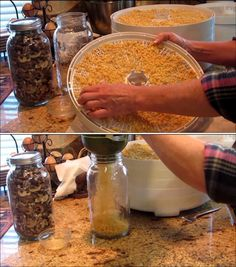 How to Dehydrate Foods to Preserve Them | Food Storage Ideas For The Homestead by Pioneer Settler at http://pioneersettler.com/dehydrate-foods-preserve/