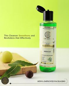 A bliss for undernourished hair, the neem sat hair cleanser by khadi promotes luxurious hair growth. It deeply cleanses the scalp and helps combat the dandruff problem. Hair Cleanser, Dandruff, Fall Hair, Hair Growth, Herbalism, Packaging, Cleanses, Bliss, Hair Falling Out