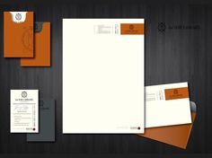 HOT for stationary or event correspondence. I love this! @papermechett #virtuecustom
