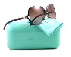 Tiffany & Co. 4044B 8117 3B Brown Sunglasses Tiffany & Co. Save 33 Off!. $262.20