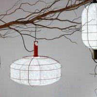 Arik Levy// Lighting at maison et objet 2012.