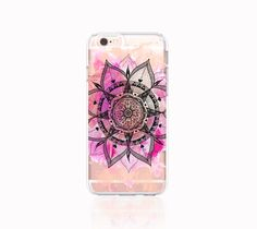 Pastel iPhone 6s Case Clear iPhone 6S Plus Case by casesbycsera