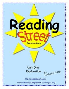 I created a skills sheet for each of the stories in the new 2013 Reading Street. It has the spelling words, high frequency words, amazing words, comprehension strategies, phonics, and writing skills for each story in unit one. I plan putting it on the back of my newsletter each week so my students' parents can see what skills we are working on (and I don't have to worry about typing all that information on the newletter!!).The stories included are:-The Twin Club-Exploring Space with an…