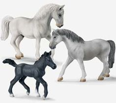 schleich family horse | Schleich Horses Family Pack: Amazon.co.uk: Toys & Games