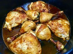 Spicy Chicken aus dem Feuertopf/ Dutch/ BlackPott