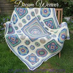 Ravelry: Dream Weaver pattern by Helen Shrimpton