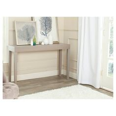 Console Table Gray - Safavieh
