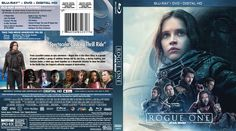 Rogue One A Star Wars Story Blu-ray Custom Cover Rogues, Cover Design, Fairy, Star Wars, Digital, Starwars, Book Cover Design, Cover Art, Star Wars Art