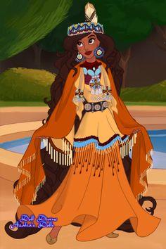 Giniw by violetphoenix13 ~ Princess Jasmine dress up game