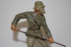 2731a Lineol Elastolin Soldat ohne Nebeltopf und beim Rasieren Militär Konvolut   eBay