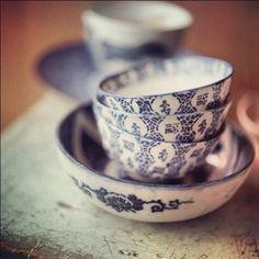 古伊万里   antique Imari bowls