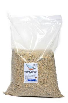Honesty 5kg Chubby Dried Mealworms For Wild Birds Only Fish & Aquariums 5 Kg