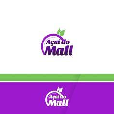 Açaí do Mestre   Criação de Logo Para Alimentos & Bebidas We Do Logos, Web Design, Bb, Professional Logo, Business Names, Design Projects, Ice Cream Parlor, Transitioning Hair, Beverages