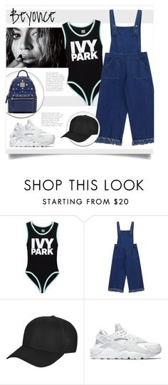 """""""Ivy Park"""" by gooroo on Polyvore featuring Ivy Park, Chicnova Fashion, Topshop, NIKE, MCM, Beyonce, contestentry, polyvoreeditorial, polyvorecontest and IvyPark"""
