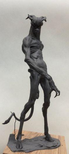 Monster sketch., Tomek Radziewicz on ArtStation at https://www.artstation.com/artwork/monster-sketch-141c8dd3-ec72-4168-9149-2facbb0fd9cd: