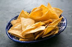 How to Make Homemade Tortilla Chips from Simply Recipes
