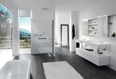 Collezione bagno Global Container by Cosmic