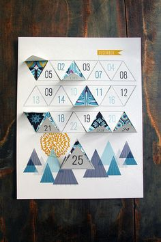 Winter Advent Calendar
