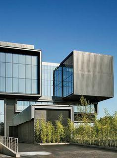 Football Performance Center, University of Oregon ZGF Architects