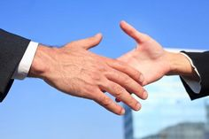 Why Your Brain Likes a Good Handshake...it makes or breaks my first impression of someone.