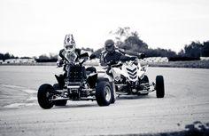 Challenge superquads Quad, Antique Cars, Challenges, Racing, Antiques, Vehicles, Vintage Cars, Running, Antiquities