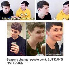 I LOVE HIS HOBBIT HAIR