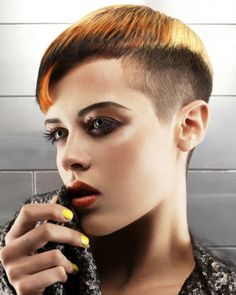 chic new short haircut ideas - Unique Chic Short Hairstyles, Chic Short Ombre Hair for 2014 Pretty Designs Pertaining to Particular Chic Short Hairstyles New Short Haircuts, Modern Short Hairstyles, Haircuts For Fine Hair, Short Hair Cuts, Short Hair Styles, Celebrity Short Hair, Celebrity Hairstyles, Hairstyles Haircuts, Hair Expo