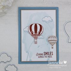 Stampin' Up! - Sending Smiles -